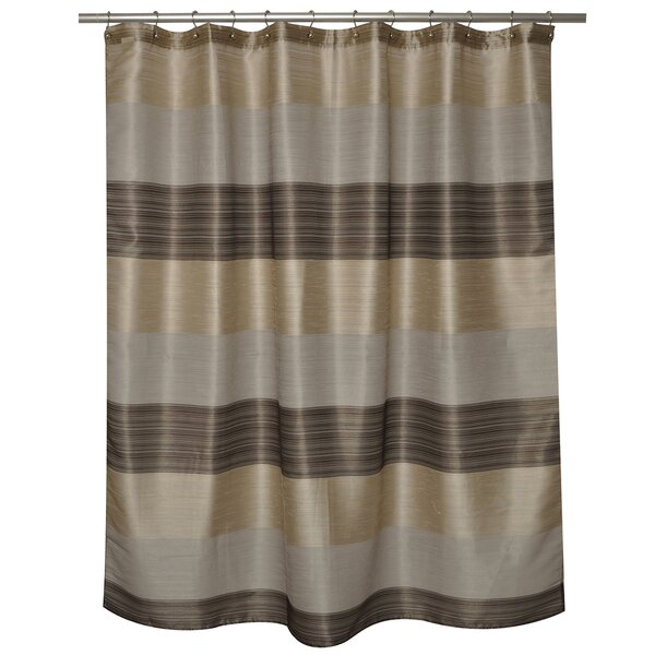 Ambudkar 100% Polyester Shower Curtain by Darby Home Co